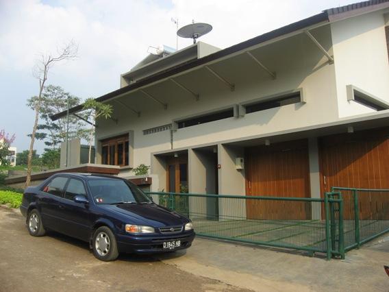 Villa AN-12A Front view