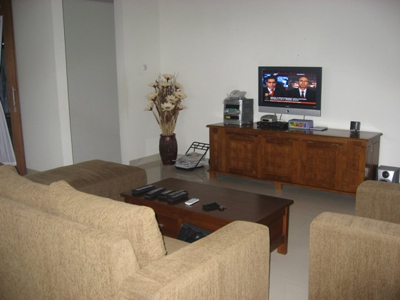 Villa AN-12A Living room