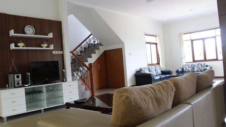 Villa P4-16 1st floor Living