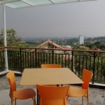 Villa P4-16 2nd floor terrace