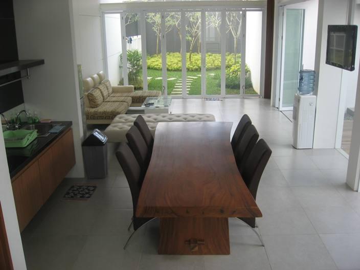 Villa P7-17A Living room