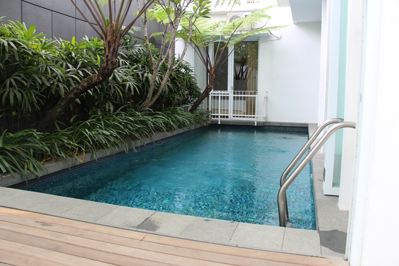 Villa P7-17 Swimming Pool