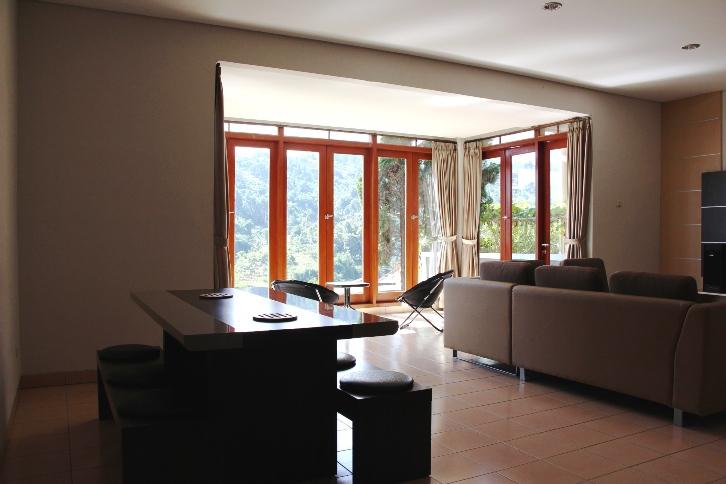 Villa M2-19 Livingroom view
