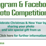 Instagram and Facebook Photo Contest