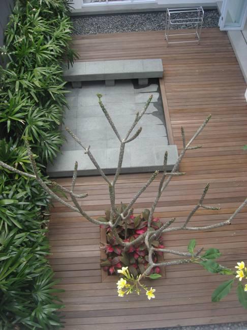 Villa P7-17A Center Garden