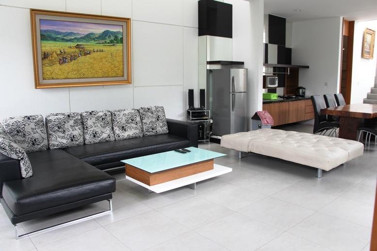 Villa P7-17 Main Living room